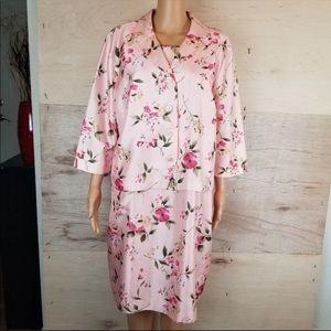 Vintage Sag Harbor Dress with Matching Jacket